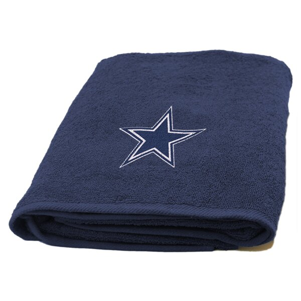 NFL Applique 100% Cotton Bath Towel by Northwest C